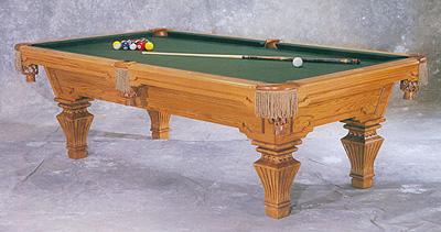 Bj 39 s billiards for Oak beauty pool table